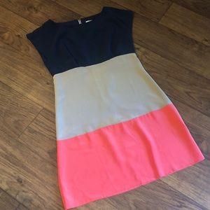 COPY - Eliza J. Color Block Dress Size 6